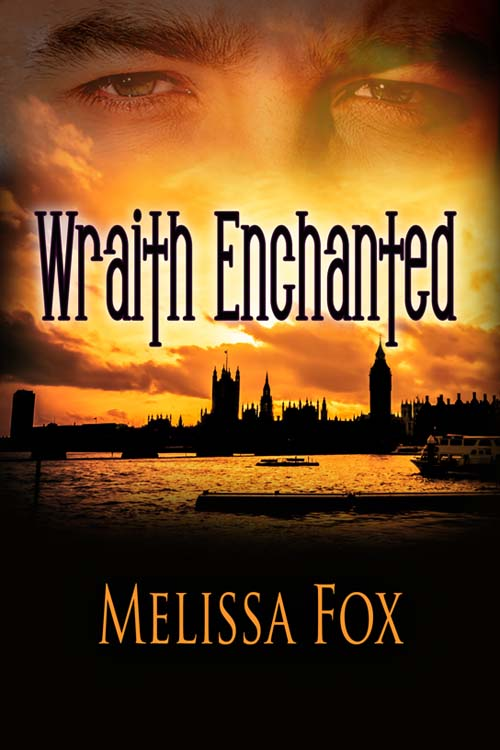 Paranormal romance novel Wraith Enchanted