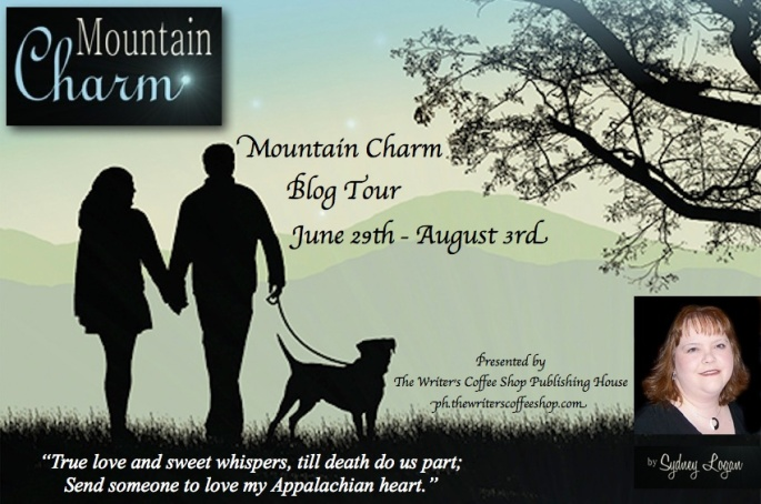 sydney logan mountain charm blog tour